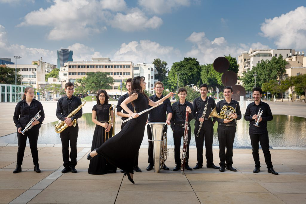 התזמורת הפילהרמונית הצעירה   צילום יעל אילן