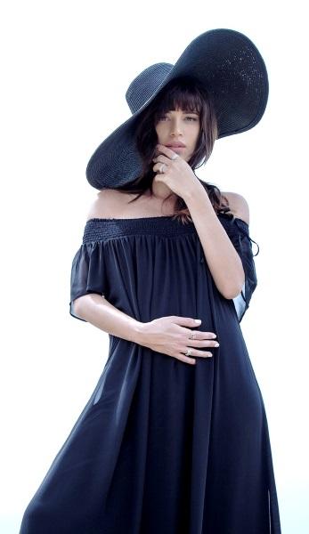 אופנה מבטן ומלידה. נטלי דדון| צילום: טינו ואקה