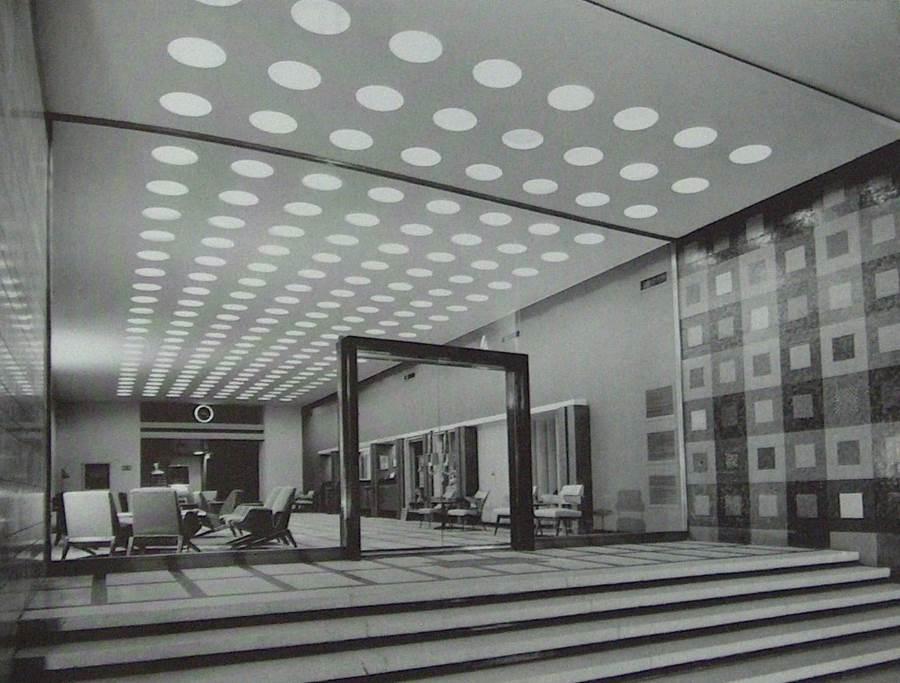 צבע הכסף. מלון דן צילום: ויקיפדיה