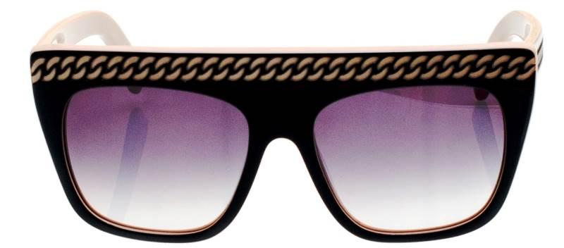 משתמשת רק בחומרים טבעיים. משקפי שמש של סטלה מקרתני|צילום: אלעד פסח