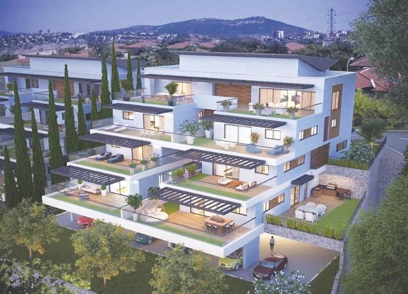 42 יחידות דיור. כרמי סלקטד|הדמיה: olin