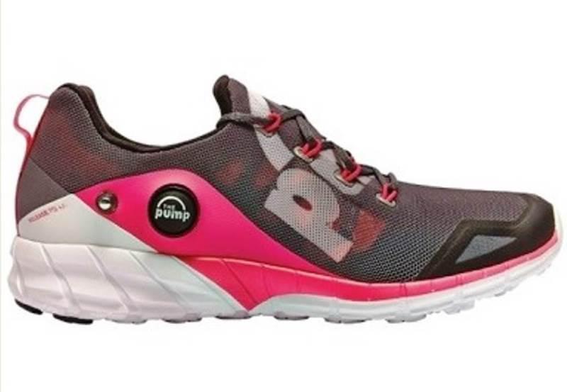 """נעל בשם ZPump Fusion 2.0 של ריבוק  צילום: יח""""צ"""