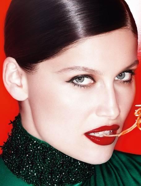 טיפים למריחת שפתון אדום.|לוריאל פריז