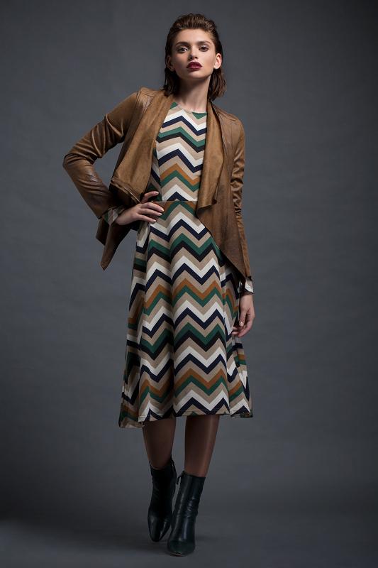 שמלת הדפסים | קטלוג מקימי