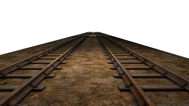 יוזמה. מסילת רכבת|צילום: pixabay.com