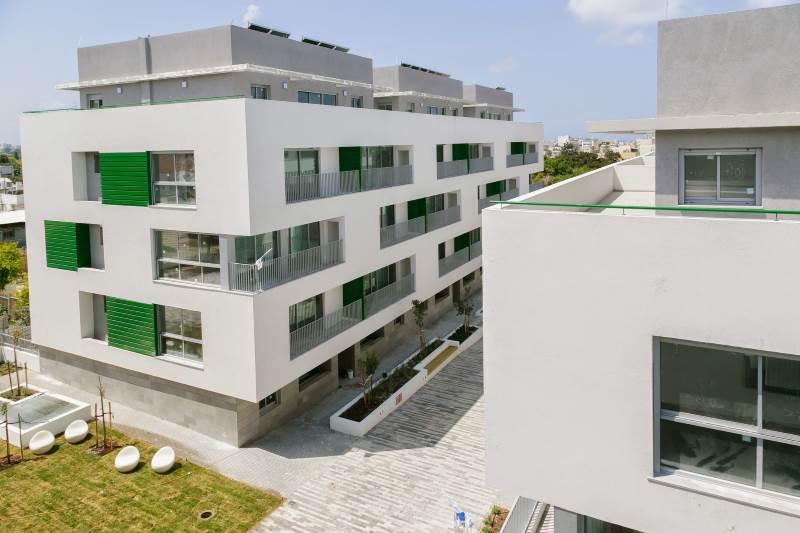 לחסוך חשמל. בנייה ירוקה|הדמייה: באדיבות עיריית תל אביב