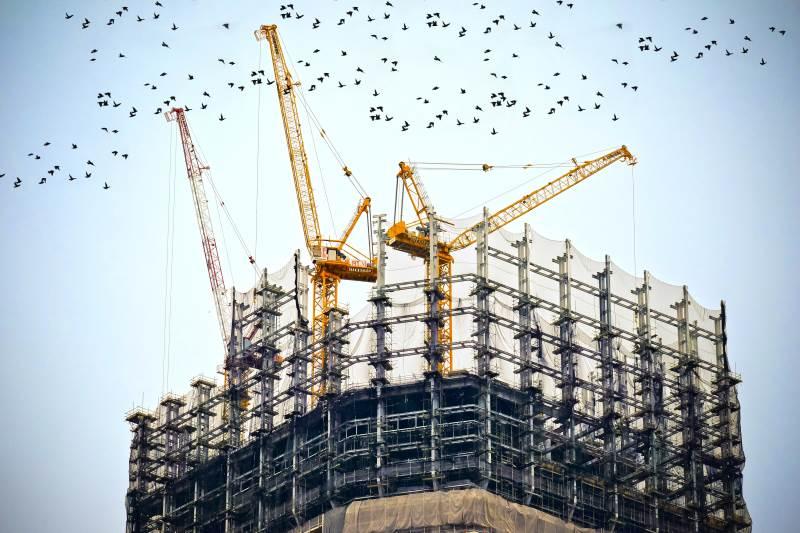 כר למחקרים עתידיים. בונים בניינים|צילום: StockSnap.io
