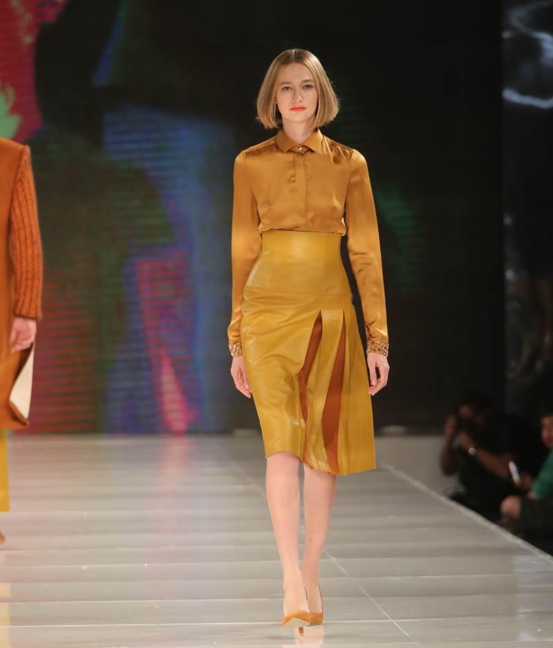 אופנה דאשתקד. שמלה של שי שלום|צילום: אבי ולדמן