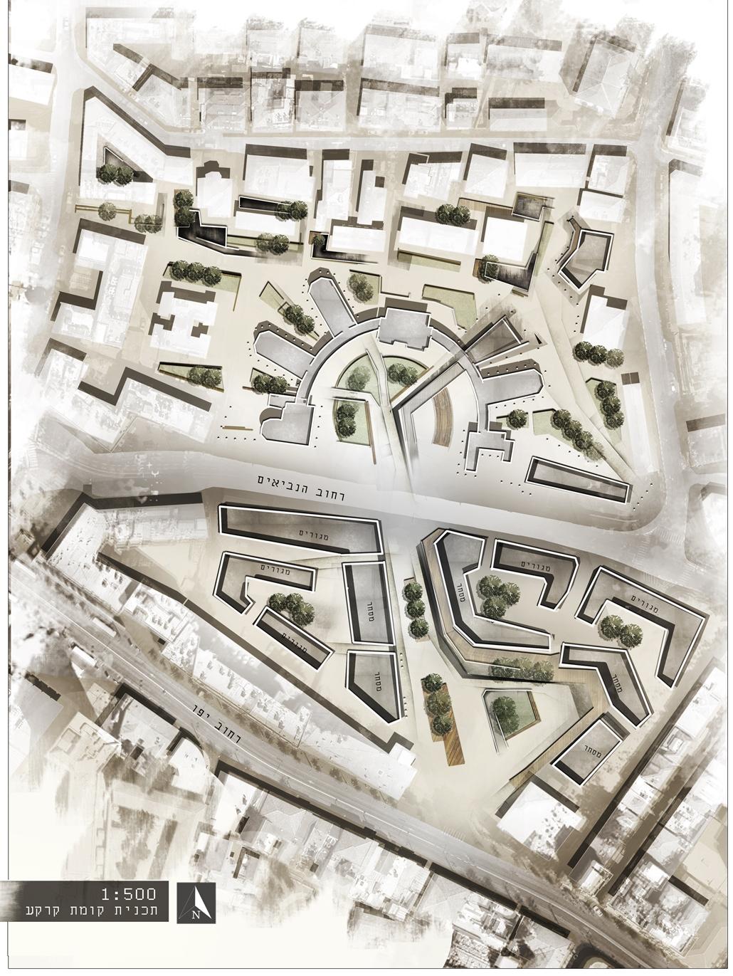 תכנית סביבת דבורה שניין התערבות|צילום:באדיבות אוניברסיטת אריאל בשומרון