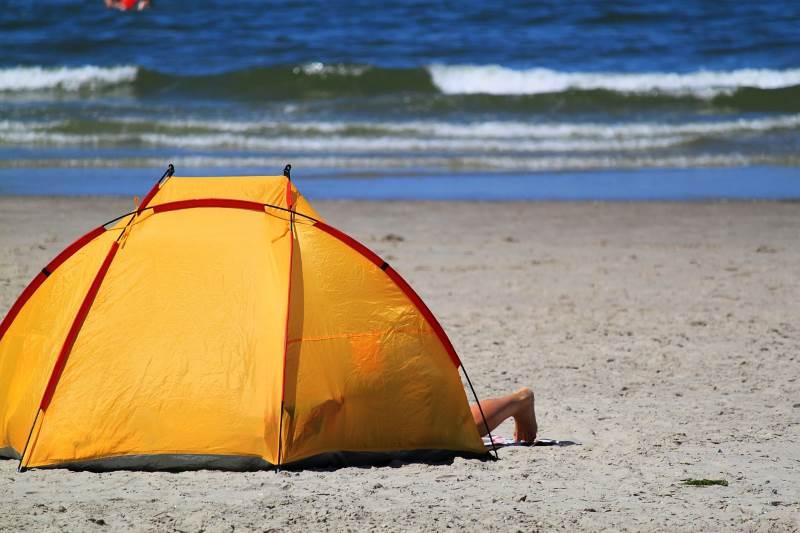 א' זה אהל. מאהל בחוף הים|צילום אילוסטרציה: pixabay.com