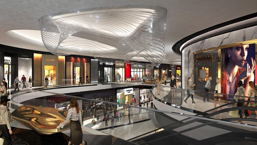 קניון האופנה  TLV Fashion Mall|צילום: יחצ