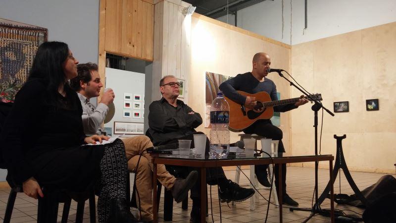 סיפור מקומי. האירוע בחיפה|צילום: דנה כהן