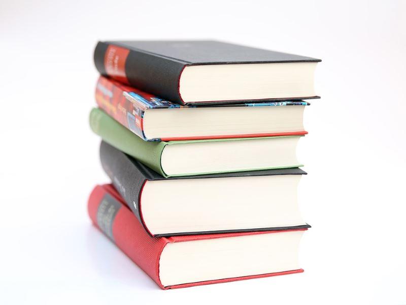 עם הספר והשינויים. ספרים|צילום: pixabay.com