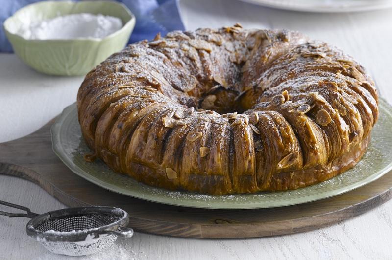 עוגת קרנציפן רולדין |צילום: רונן מנגן
