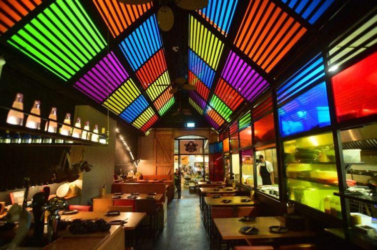 חלל המסעדה | צילום יחצ