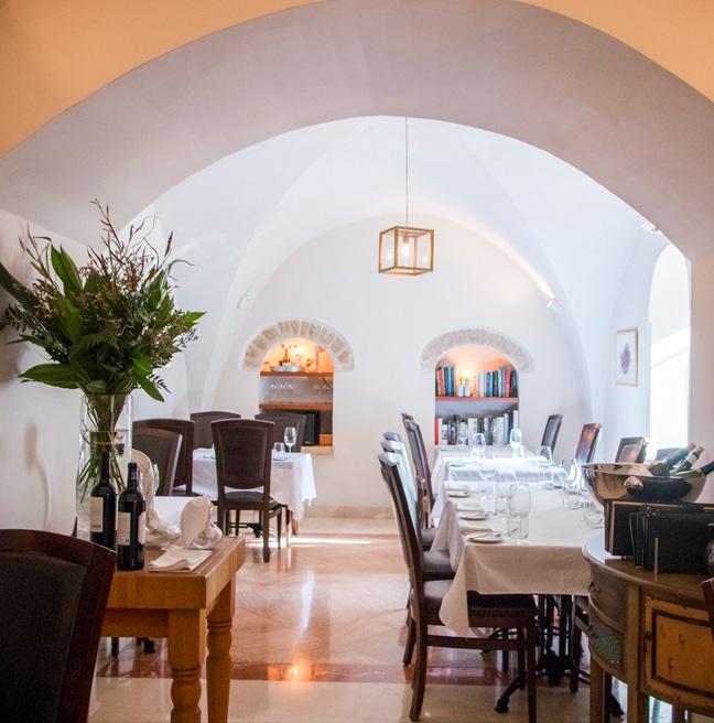 קסם ירושלמי | צילום מתוך אתר המסעדה