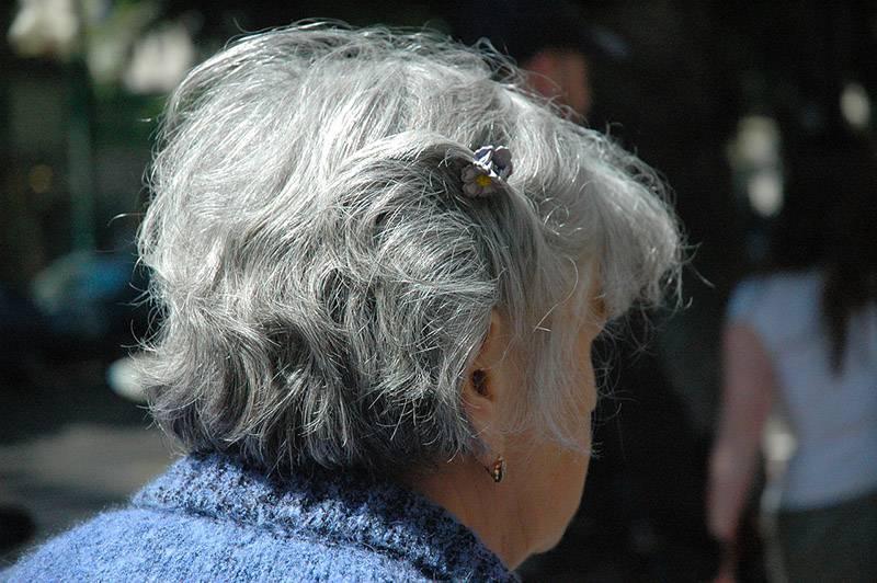 חברת הביטוח לא מוותרת. קשישה|צילום אילוסטרציה: אתר pixabay.com