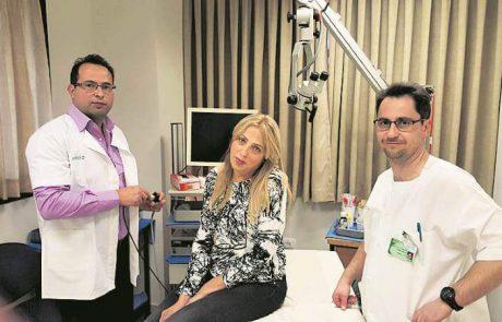 ניתוחון חירום הציל את האוזן