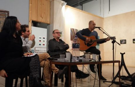 צפון: פוגשים סופרים מקרוב