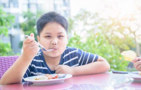 מחקר: ילדים סובלים מהשמנת יתר
