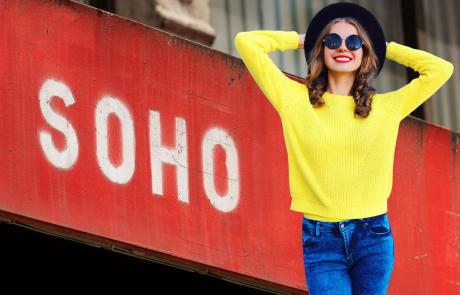 חדרה: הושק מרכז המכירות והמבקרים בפרויקט SOHO