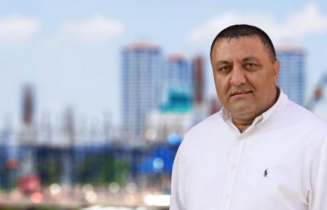 האיש שמצא את הדרך לחבר בין מדינת ישראל לתושביה הערביים