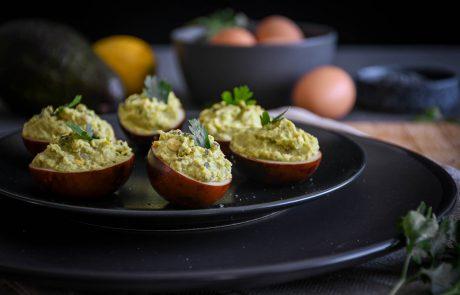 מתכון מופלא עם ביצים שחורות