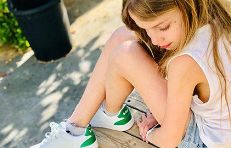 קולקציית הסתיו מגיעה אל עולם הנעליים של הילדים