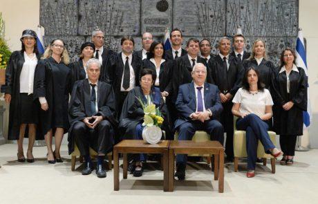 מונו שופטים חדשים במערכת בתי המשפט