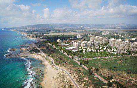 745 דירות ייבנו בחוף אכזיב