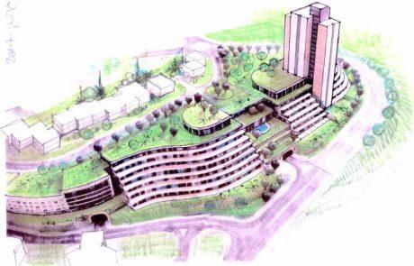 כרמיאל: דיור מוגן בהשקעה של 400 מיליון שקל